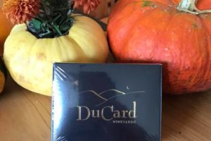 Bater Chocolates partners with DuCard Vineyards