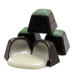 Chocolate Square made with Jameson™